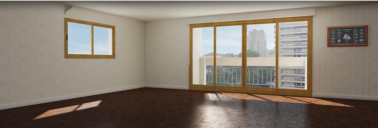 Courtage en travaux r novation de maison extension de for Simulation 3d maison